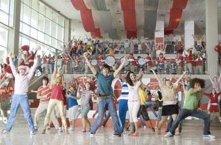 High School Musical The Movie 5