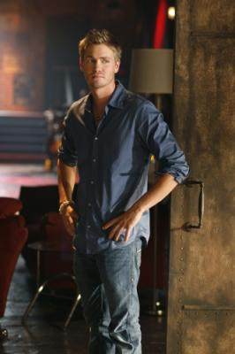 "ONE TREE HILL - Chad Michael Murray as Lucas Scott ""Racing Like a Pro"""