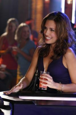 "ONE TREE HILL - Torrey DeVitto as Carrie ""Racing Like a Pro"""