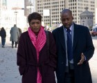 Angela Bassett as Dr. Cate Banfield, Courtney B. Vance as Russell Banfield
