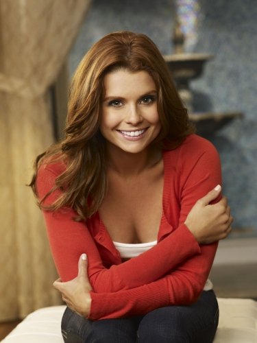 Joanna Garcia is an early favorite for Baseballs Hottest Wife 2011