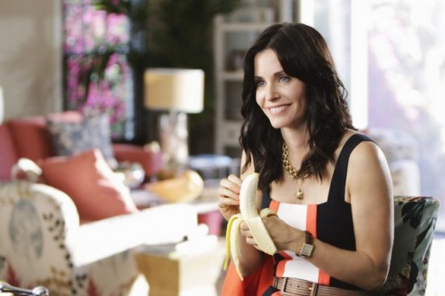 Cougar Town: Courteney Cox