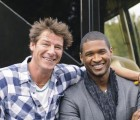 Usher on EXTREME MAKEOVER HOME EDITION (12)
