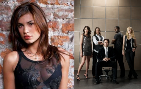elisabetta canalis to guest star in season 3 of leverage