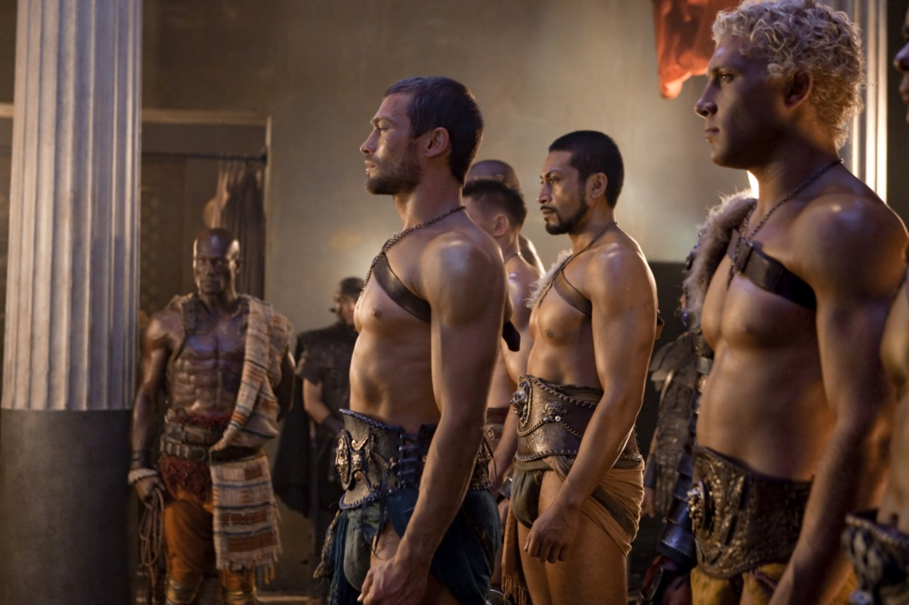 spartacus blood and sand Title: spartacus: war of the damned (2010–2013) 8  spartacus: blood and sand is the show for you i personally thought it was a fun,.