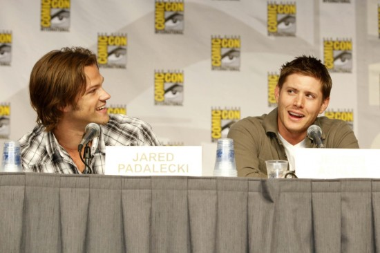 Supernatural panel - Comic Con 2010