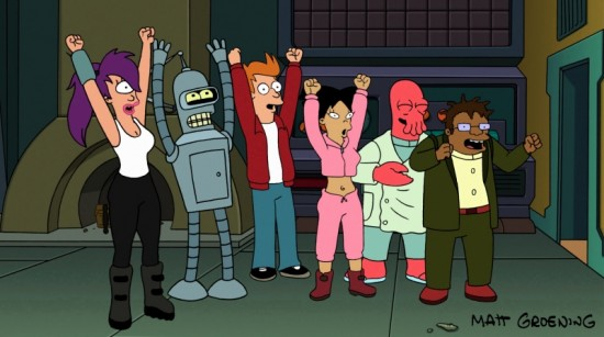 Futurama (Season 6) - Comedy Central