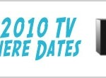 Fall 2010 TV premiere dates