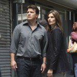 CASTLE (ABC) Under the Gun - NATHAN FILLION, STANA KATIC