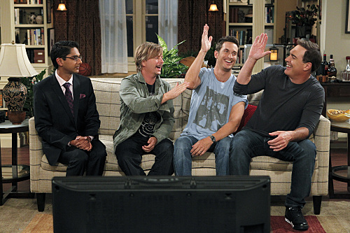 """Jeff Rules Of Engagement Quotes: RULES OF ENGAGEMENT """"Surro-gate"""" Season 5 Premiere"""