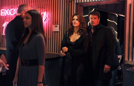 "CASTLE ""Almost Famous"" Review"