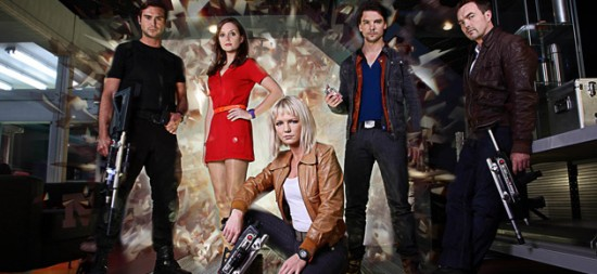 Primeval Season 4 (itv) Cast