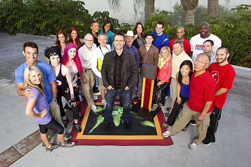 THE AMAZING RACE 18