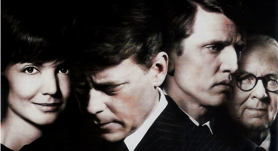 Check out the trailer and poster for THE KENNEDYS Miniseries,
