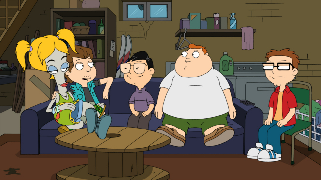 flirting with disaster american dad pictures 2017 season 6