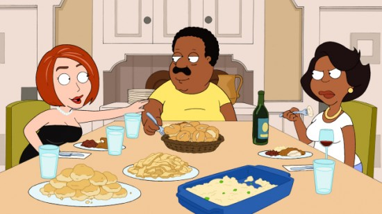 THE CLEVELAND SHOW The Essence of Cleveland Season 2 Episode 18 (6)