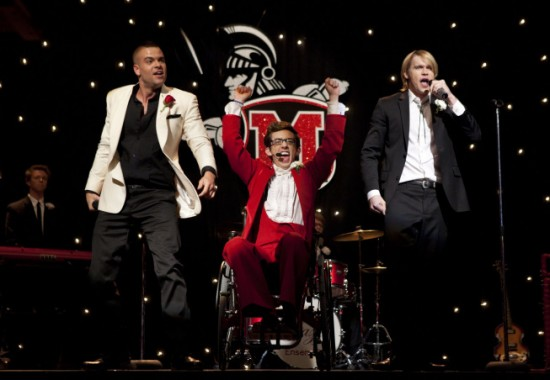 GLEE Prom Queen Season 2 Episode 20