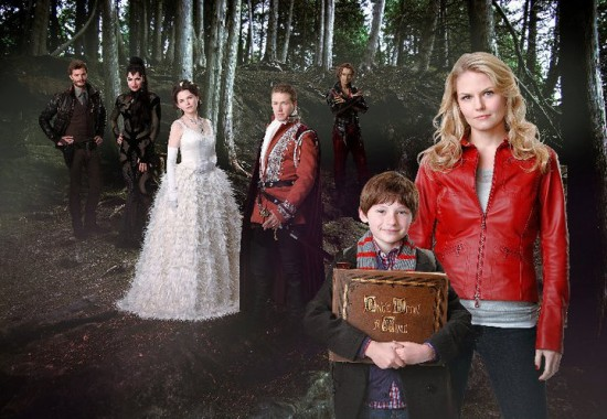 Once upon a time ABC series