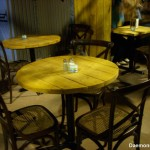 Covert Affairs - Allans Tavern - Annies Table (Copy)