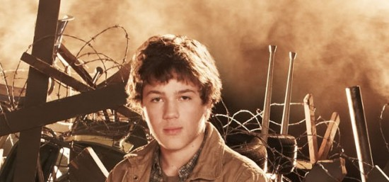 FALLING SKIES' Connor Jessup