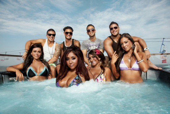jersey shore season 4 premiere. Season 4 of JERSEY SHORE