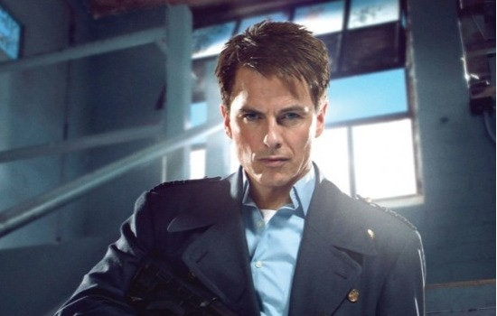 Hunky John Barrowman To Add to Eye Candy on 'Arrow' | TV ...