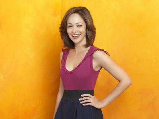 Autumn Reeser no ordinary family