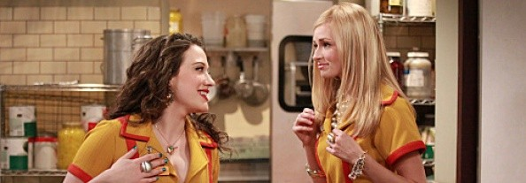 2 broke girls show page