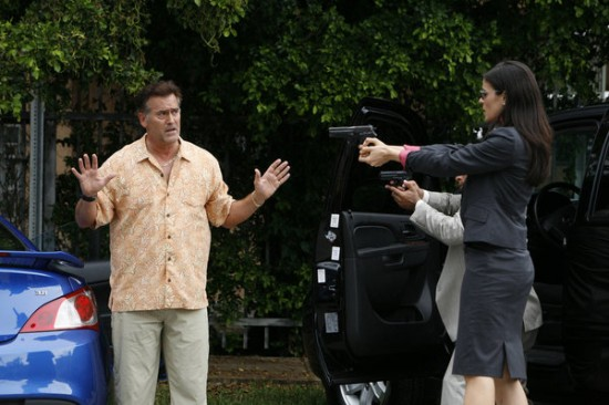 "BURN NOTICE ""Dead To Right"" (USA) Season 5 Episode 12"