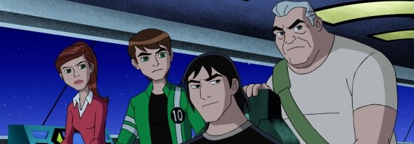 ben 10 ultimate alien show page