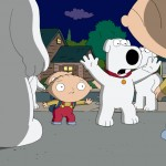 FAMILY GUY Road to the Pilot Season 10 Episode 5
