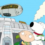FAMILY GUY Road to the Pilot Season 10 Episode 5 (6)