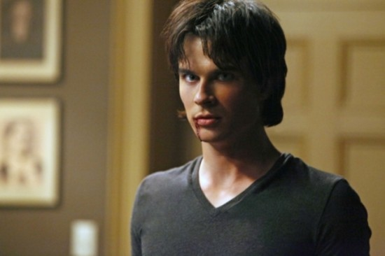 "THE VAMPIRE DIARIES ""Disturbing Behavior"" Season 3 Episode 4 - The end of ..."