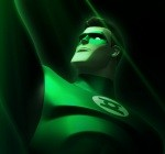green lantern animated show cat