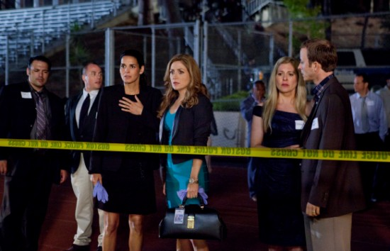 Rizzoli & Isles Seventeen Ain't So Sweet Season 2 Episode 13