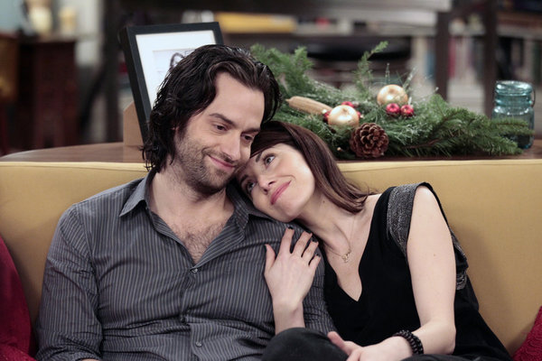 Whitney Nbc Quot Christmas Is Cummings Quot Episode 10 Tv Equals