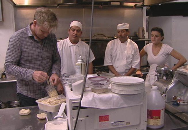 Kitchen Nightmares Tatiana Episode