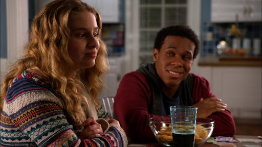 suburgatory george and dallas dating coach