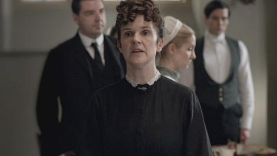 Downton Abbey O'Brien