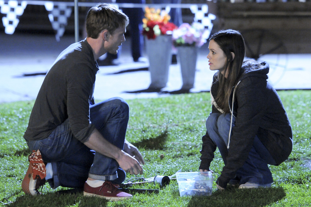 hart of dixie race and relationship