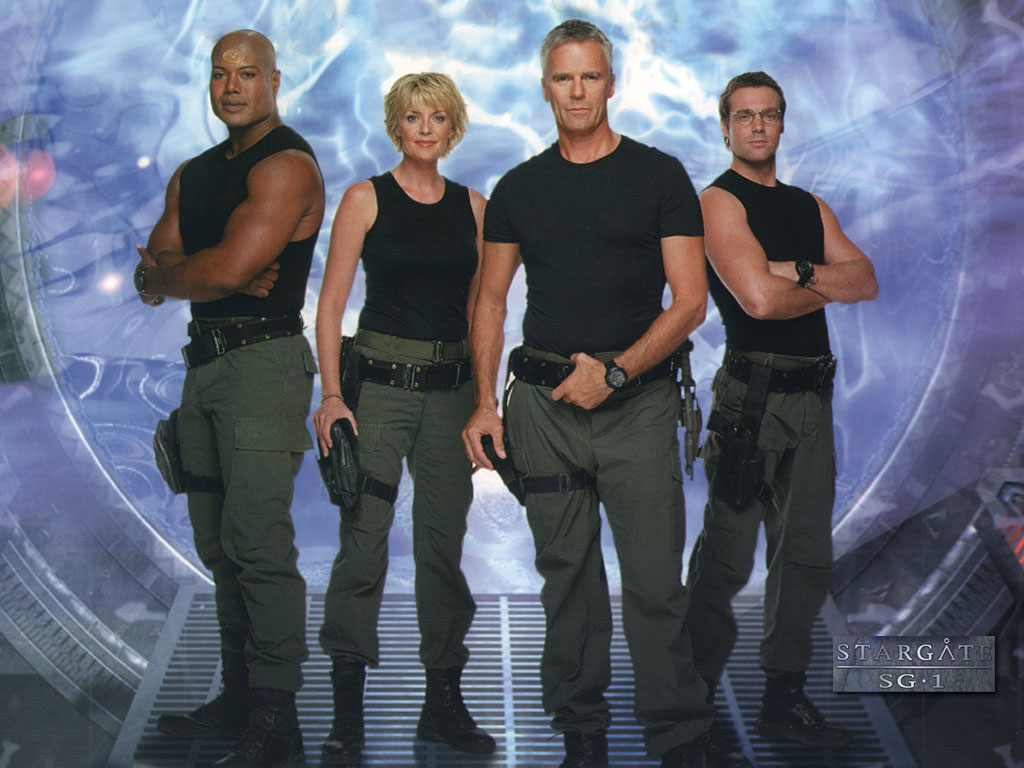 five reasons why you have to watch stargate sg 1 even if. Black Bedroom Furniture Sets. Home Design Ideas