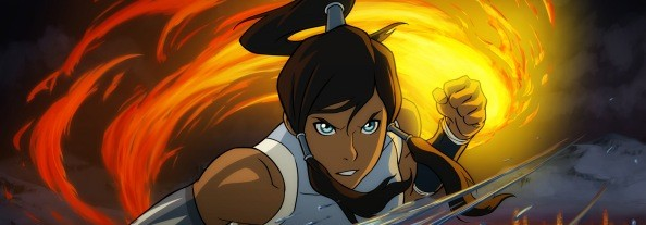 the legend of korra show page