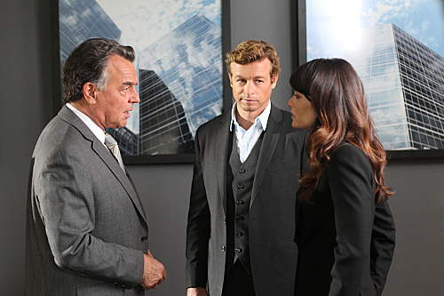 The Mentalist Red Rover, Red Rover