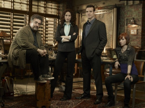 Warehouse 13 4X19 All the Time in the World (avi/mp4)