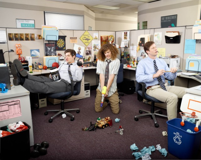Workaholics Season 3 First Look Tv Equals