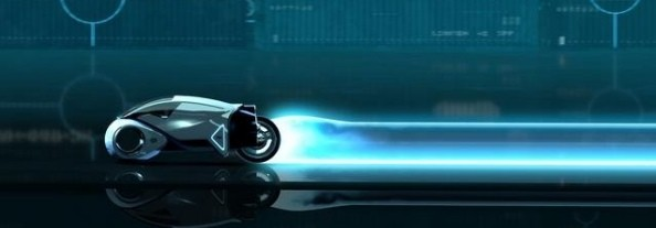 tron uprising show page