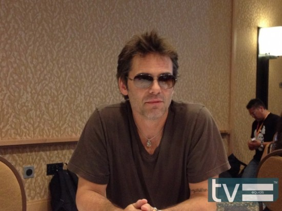 revolution press room comic-con 2012 04 Billy Burke