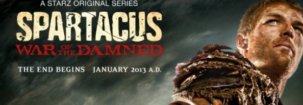 spartacus war of the damned show page