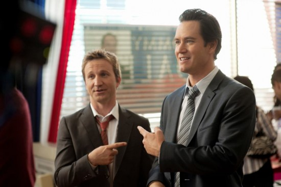 Franklin & Bash 650 to SLC Season 2 Episode 10
