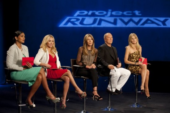 Project Runway Season 10 Episode 4 Women on the Go